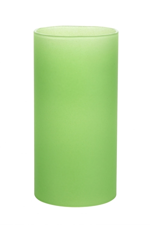 Stella Top Glas Cylinder Frosted Lime