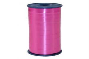 Gavebånd 250m x 10mm - Hot Pink