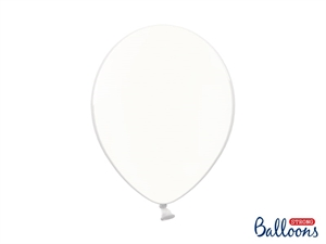 "Latex Ballon Strong Balloon 12"" 30 cm. Crystal Klar"
