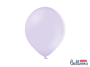 "Latex Ballon Strong Balloon 12"" 30 cm. Lys Lilla"