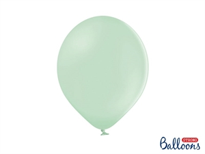 "Latex Ballon Strong Balloon 12"" 30 cm. Pistacie"