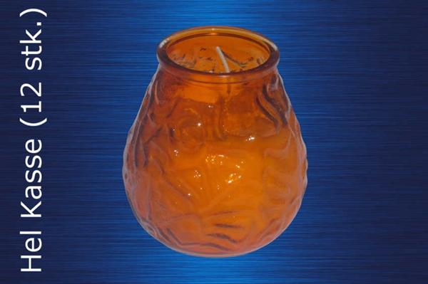 Lysbowle OrangeHel Kasse (12 stk.) TA' 12 BETAL FOR 9